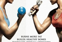 Strength training / by Lisa Moore-Calcutt