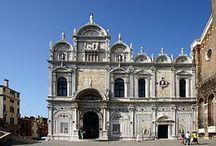 Scuole Grandi / Scuole Grandi of Venice