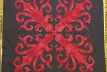 Quilts Hawaiien / Quilt / by Brigitte Dupuis