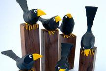 Ptáci,zvířata