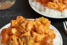 Recipes - seafood