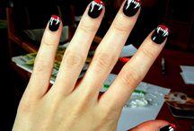 Fall nails / by Kim McChesney