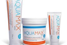 Aquamax Emollient Range / Aquamax emollient range, specially formulated to help soothe and protect Eczema and Psoriasis prone skin  www.aqua-max.co.uk Tel: 01628 771800