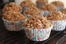 Muffins / Healthy muffin recipes! / by Caroline Kaufman, MS, RDN
