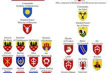 Araldica battaglie famose