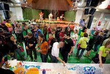 La Skieda 2013_Welcome party