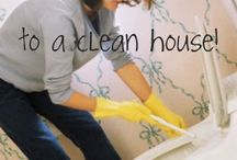 keeping house clean