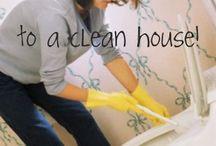 Clean house!!! / by Jessica Karlonas
