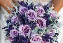 Róża bukiet ślubny