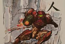 Nintendo - Metroid