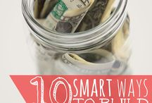 money smarts / by Jennifer Donathan-Oliver