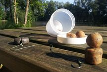 Carp Rigs & Tackle / Photos of my most successful carp and catfish rigs for fishing lakes and the river as well as tips for your tackle