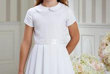 Prvé sväté prijímanie / Exkluzívne šaty na prvé sväté prijímanie