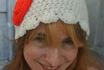 Crochet Hats / A hat for every head, always in crochet. / by Crochet Concupiscence