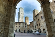 Nice pics of San Gimignano / My favourite photographer.. #SanGimignano #photos Alex Hill