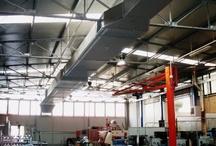 Industria: raffrescamento / Impianti di raffrescamento