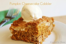 Thanksgiving Treats & Inspiration / Seasonal Snacks, Crafts & Deco  / by Jaime Casale