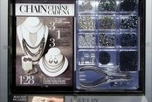 Jewelry Related / I began finding cool jewelry at yard sales, & I got into jewelry more than I had been earlier in my life. Now I enjoy finding cool deals for others with more unusual online jewelry offerings that you don't necessarily see in most stores.
