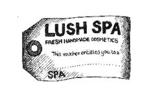 Lush / Lush Handmade Cosmetics are amazing but, more importantly to me, the company is amazing. Its the most socially responsible company I can find and, so far, the only one I want to work for.