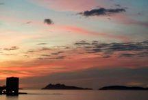 Mis puestas de sol