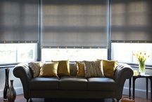Blinds for the Lounge / Perfect Window shades to suit your house interior/design.