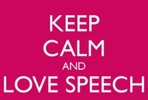 Speech- quotes / Quotes to use on my speech therapy bulletin boards.