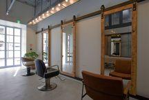 Cool Salon Ideas