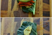 Healthy Lunch / Healthy lunch ideas and recipes for home and back to school.  #healthy #lunch #healthylunch