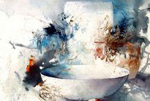 Watercolor / Akvarell