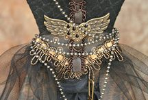 Steampunk/Gothic / The Darker Side of Victorian.... / by Gail Blanchard - Daniels