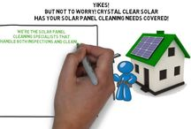 Crystal Clear Solar Videos / Info Video