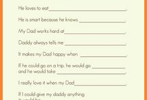 Father's Day / by Melissa Longoria
