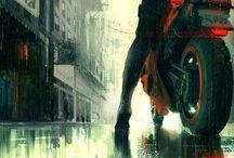Punk - cyber, steam, bio, ...