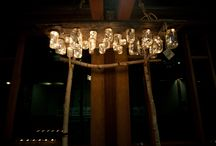 Rustic Lighting Collection / Nothing says Party like Rustic Lighting. Here's a collection of our own and those that we're inspired by