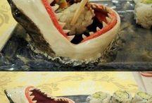 Artistic Food Creations