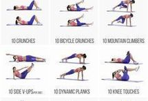 Workout - Easy (abdomen)