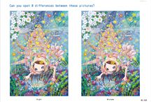 Spot the Difference My art 03 / Can you spot 8 differences between these pictures?