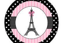 Paris Pink e Preto