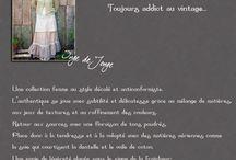 """Créatrion Française: """"Inge De Jonge"""" French designer / Manteau """"Mathilde"""" de: Inge De Jonge sur http://www.jadorevraimentca.com/archives/2014/01/30/29081390.html / by Là MôMe BoHèMe CHiC jadorevraimentca"""
