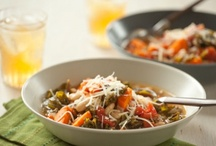 recipes: soups / by Danielle Johnston