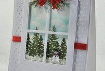 Χριστουγεννιάτικες κάρτες!