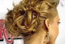 Hair - Messy Buns
