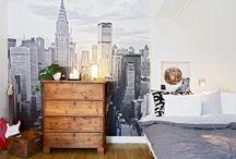 Ezra's room