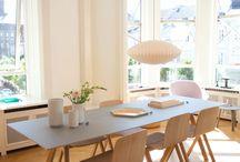 Stühle & Tische