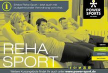 Rehasport Münster Power Sports Fitness Studio / Rehasport Münster Power Sports Fitness Studio / by POWER SPORTS Münster