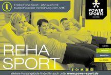 Rehasport Münster Power Sports Fitness Studio / Rehasport Münster Power Sports Fitness Studio