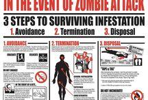 The Walking Dead/Zombies!