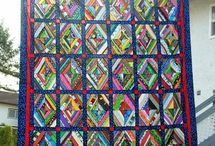 stained glass quilts blocks