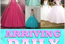 Kayla's Quinceanera-Dresses