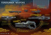 Promethian weapons